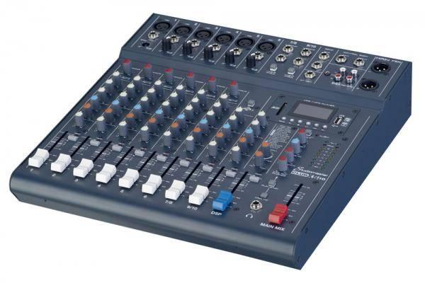 Studiomaster Club XS10