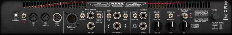 MESA/Boogie Triple Crown TC-50