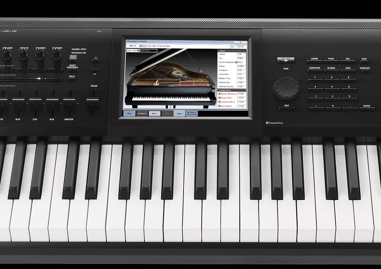 Korg Kronos Workstation