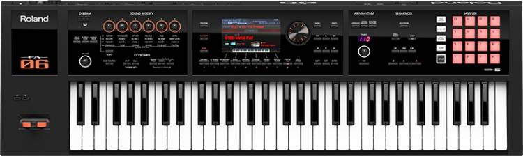 Roland FA-08/FA-07/FA-06 Workstation