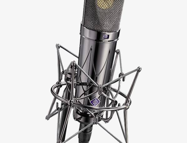 Neumann U 87 Rhodium Edition