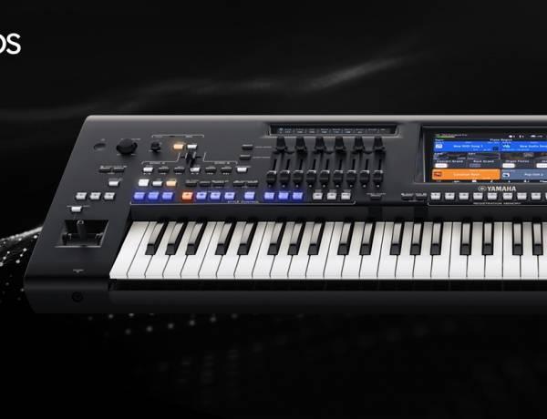 Yamaha Genos Workstation